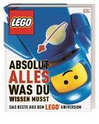 Cover-Bild zu LEGO® Absolut alles was du wissen musst von Hugo, Simon