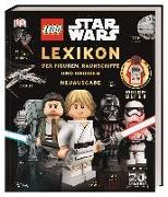 Cover-Bild zu LEGO® Star Wars? Lexikon der Figuren, Raumschiffe und Droiden von Beecroft, Simon