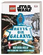 Cover-Bild zu LEGO® Star Wars? Rette die Galaxis von Hugo, Simon