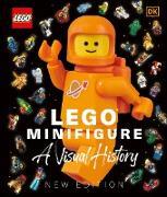 Cover-Bild zu LEGO® Minifigure A Visual History New Edition (eBook) von Farshtey, Gregory
