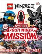 Cover-Bild zu LEGO NINJAGO Choose Your Ninja Mission von Hugo, Simon