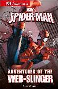 Cover-Bild zu DK Adventures: Marvel's Spider-Man: Adventures of the Web-Slinger von Hugo, Simon