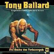 Cover-Bild zu Tony Ballard, Folge 3: Die Rache des Todesvogels (Audio Download) von Morland, A. F.