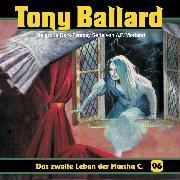 Cover-Bild zu Tony Ballard, Folge 6: Das zweite Leben der Marsha C (Audio Download) von Morland, A. F.