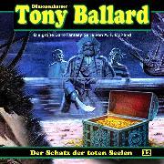 Cover-Bild zu Tony Ballard, Folge 12: Der Schatz der toten Seelen (Audio Download) von Morland, A. F.