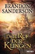 Cover-Bild zu Der Ruf der Klingen von Sanderson, Brandon
