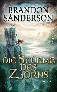 Cover-Bild zu Die Stürme des Zorns (eBook) von Sanderson, Brandon