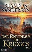 Cover-Bild zu Der Rhythmus des Krieges von Sanderson, Brandon