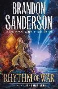 Cover-Bild zu Rhythm of War von Sanderson, Brandon