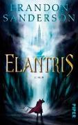 Cover-Bild zu Elantris (eBook) von Sanderson, Brandon