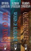 Cover-Bild zu The Stormlight Archive, Books 1-3 (eBook) von Sanderson, Brandon