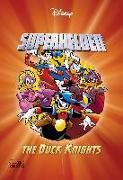 Cover-Bild zu Superhelden! - The Duck Knights von Disney, Walt