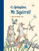 Cover-Bild zu Meschenmoser, Sebastian: It's Springtime, Mr. Squirrel!