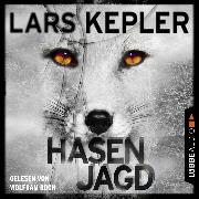 Cover-Bild zu Hasenjagd - Joona Linna 6 (Gekürzt) (Audio Download) von Kepler, Lars