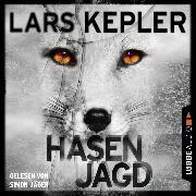 Cover-Bild zu Hasenjagd - Joona Linna 6 (Ungekürzt) (Audio Download) von Kepler, Lars