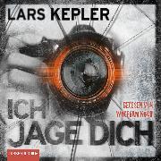 Cover-Bild zu Ich jage dich (Audio Download) von Kepler, Lars