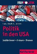 Cover-Bild zu Koschut, Simon: Politik in den USA (eBook)