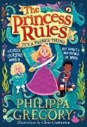 Cover-Bild zu Gregory, Philippa: It's a Prince Thing (The Princess Rules) (eBook)