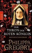 Cover-Bild zu Gregory, Philippa: Der Thron der roten Königin