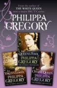 Cover-Bild zu Gregory, Philippa: Philippa Gregory 3-Book Tudor Collection 2: The Queen's Fool, The Virgin's Lover, The Other Queen (eBook)