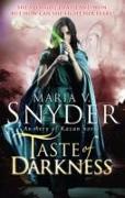 Cover-Bild zu Taste of Darkness von Snyder, Maria V.