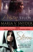 Cover-Bild zu Maria V. Snyder Collection (eBook) von Snyder, Maria V.