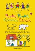 Cover-Bild zu Witzig, Hans: Punkt, Punkt, Komma, Strich