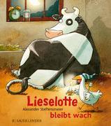 Cover-Bild zu Steffensmeier, Alexander: Lieselotte bleibt wach (Mini-Ausgabe)