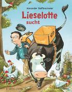 Cover-Bild zu Steffensmeier, Alexander: Lieselotte sucht