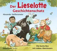Cover-Bild zu Steffensmeier, Alexander: Der Lieselotte Geschichtenschatz