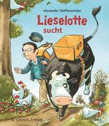 Cover-Bild zu Steffensmeier, Alexander: Lieselotte sucht (Mini-Broschur)