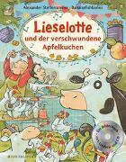 Cover-Bild zu Steffensmeier, Alexander: Lieselotte und der verschwundene Apfelkuchen Buch mit CD