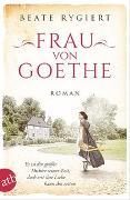 Cover-Bild zu Frau von Goethe von Rygiert, Beate