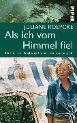 Cover-Bild zu Als ich vom Himmel fiel (eBook) von Koepcke, Juliane