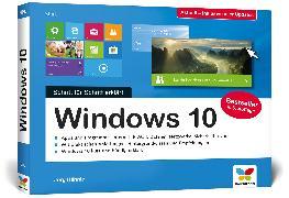 Cover-Bild zu Hähnle, Jörg: Windows 10