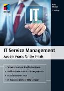 Cover-Bild zu Kleiner, Fritz: IT Service Management