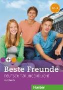 Cover-Bild zu Beste Freunde B1. Paket Kursbuch B1/1 und B1/2 von Georgiakaki, Manuela