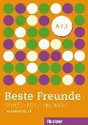Cover-Bild zu Beste Freunde A1/1. Lehrerhandbuch von Balser, Aliki Ernestine Olympia