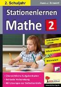 Cover-Bild zu Stationenlernen Mathe / Klasse 2 (eBook) von Schmidt, Hans-J.