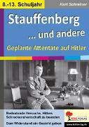 Cover-Bild zu Stauffenberg ... und andere (eBook) von Schreiner, Kurt