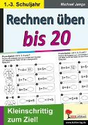 Cover-Bild zu Rechnen üben bis 20 (eBook) von Junga, Michael