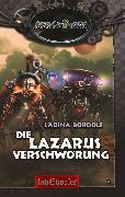 Cover-Bild zu Bordoli, Ladina: SteamPunk 6: Die Lazarus Verschwörung (eBook)
