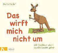 Cover-Bild zu Das wirft mich nicht um (eBook) von Heller, Jutta