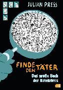 Cover-Bild zu Press, Julian: Finde den Täter Sammelband (eBook)
