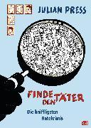 Cover-Bild zu Press, Julian: Finde den Täter (eBook)