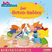Cover-Bild zu Bornstädt, Matthias von: Bibi Blocksberg - Kurzgeschichte - Der Hexen-Imbiss (Audio Download)
