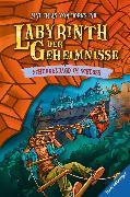 Cover-Bild zu Bornstädt, Matthias von: Labyrinth der Geheimnisse, Band 5: Schurkenjagd im Schloss (eBook)