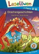 Cover-Bild zu Richert, Katja: Leselöwen 2. Klasse - Drachengeschichten