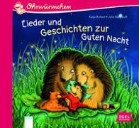 Cover-Bild zu Richert, Katja: Ohrwürmchen. Lieder und Geschichten zur Guten Nacht