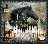 Cover-Bild zu Giebken, Sabine: PaNia - Die Legende der Windpferde (mp3-CD)